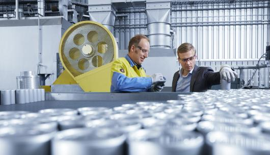 Supporting the development of tomorrow's high performance steel packaging solutions