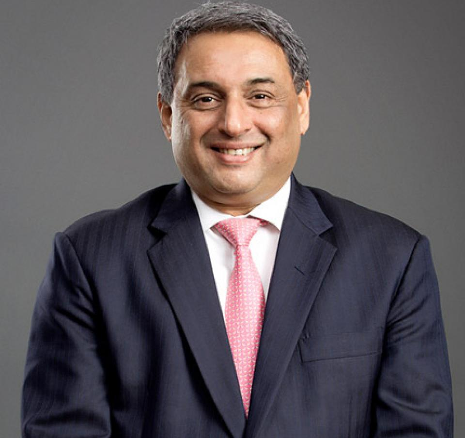 TV Narendran Chief Executive Officer and Managing Director of Tata Steel Limited