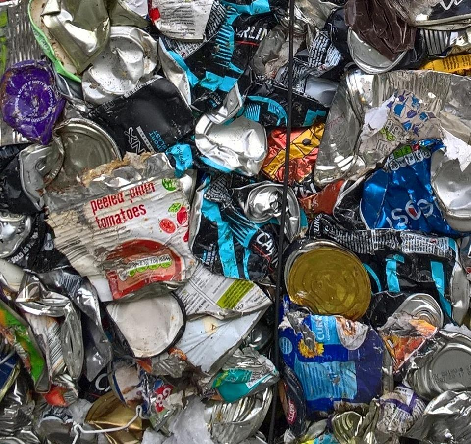 Steel remains Europe's most recycled primary packaging material